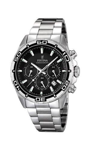 61d99e88f0cd2 Festina – F16766/4 – Montre Homme – Quartz Analogique – Chronomètre ...