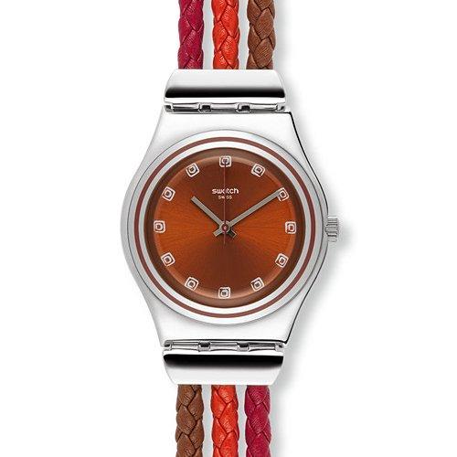 swatch yls175g femme montre montres. Black Bedroom Furniture Sets. Home Design Ideas