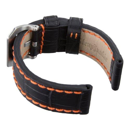bracelet cuir pour montre 22mm